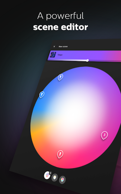 Philips Hue screenshot 10