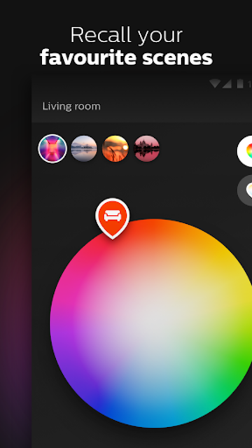 Philips Hue Bridge v1 screenshot 4