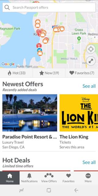 Passport Mobile screenshot 2