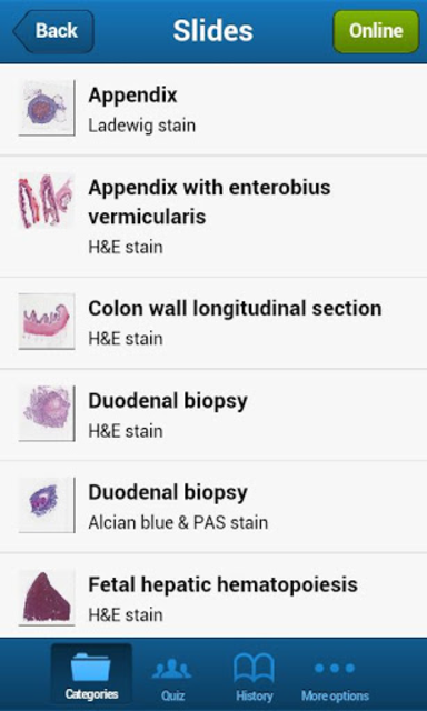 smart Histology screenshot 2