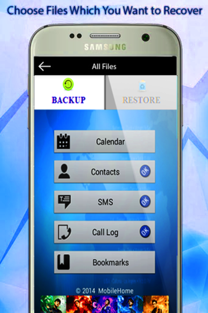 Backup Deleted Photos Restore Videos And More screenshot 3