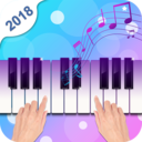 Icon for Real Piano - Piano keyboard 2018