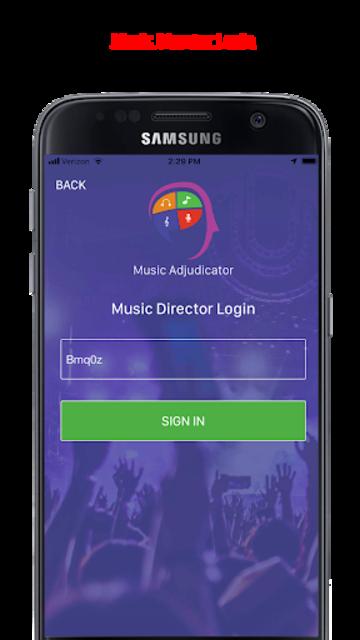 Music Adjudicator screenshot 5