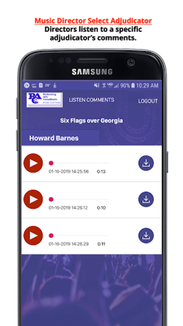 Music Adjudicator screenshot 7