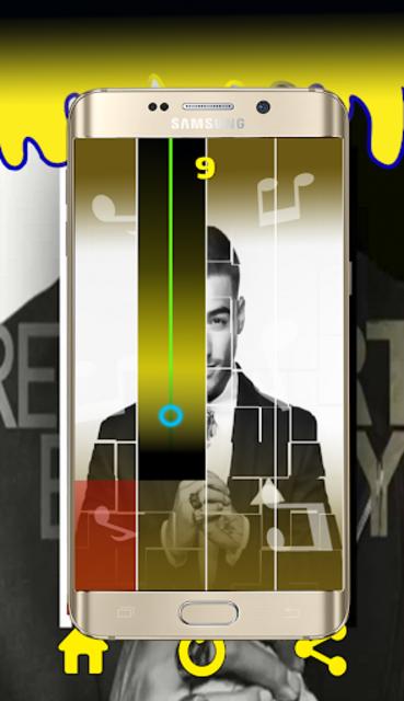 Maluma Piano Tiles screenshot 3