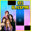 Icon for KPOP Piano Black Pink Tiles