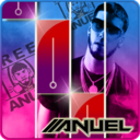 Icon for Anuel AA Piano Tiles