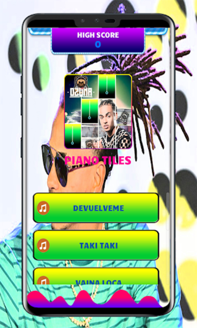 OZUNA Piano Tiles screenshot 1