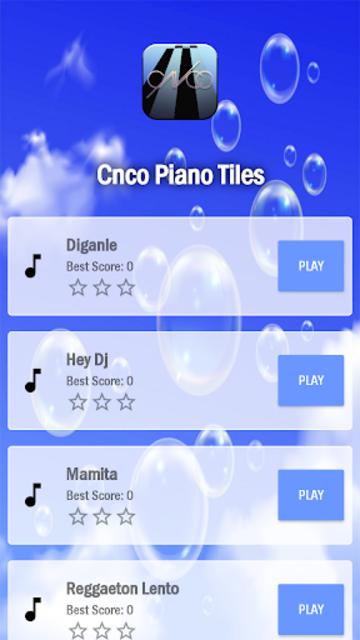 Cnco New Piano Tiles screenshot 4