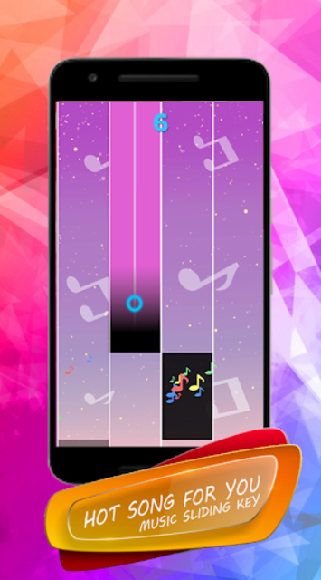 Cardi B - Piano Tiles screenshot 4