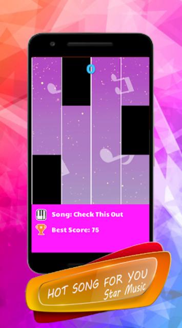 Marshmello - Piano Tiles screenshot 3