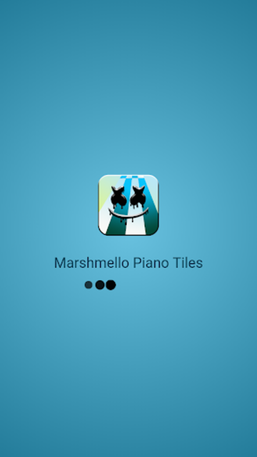 Marshmello New Piano Dj tiles screenshot 3