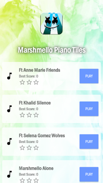 Marshmello New Piano Dj tiles screenshot 4