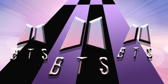 BTS New Piano Tiles - Kpop screenshot 1