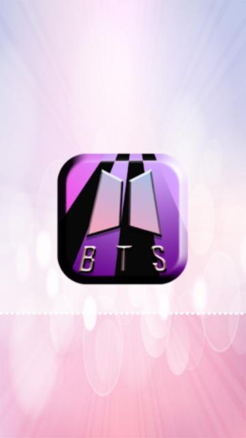 BTS New Piano Tiles - Kpop screenshot 2