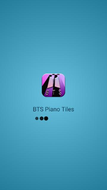 BTS New Piano Tiles - Kpop screenshot 3