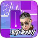 Icon for Bad Bunny - Piano Tiles Song