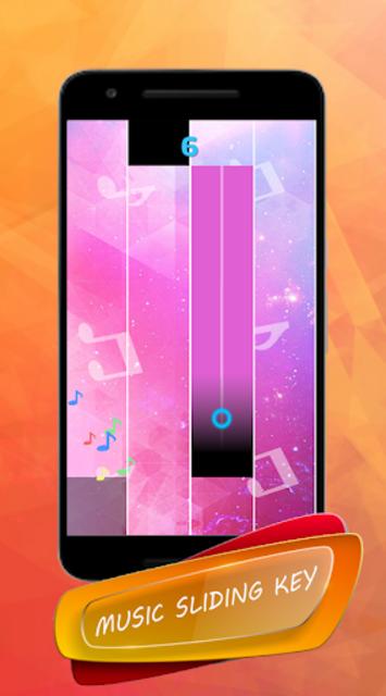 Bad Bunny - Piano Tiles Song screenshot 4