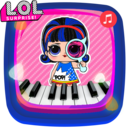 Icon for SURPRISE LOL PIANO GAME TILES