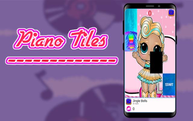 SURPRISE LOL PIANO GAME TILES screenshot 3