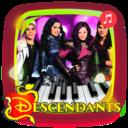 Icon for FREE DESCENDANTS 3 PIANO GAME TILES