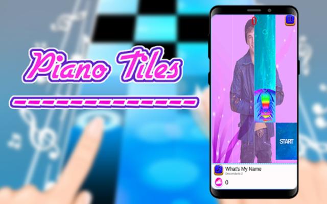 FREE DESCENDANTS 3 PIANO GAME TILES screenshot 3