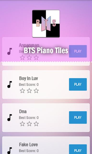 BTS Piano - Kpop screenshot 5