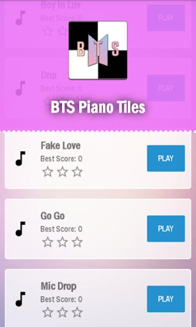 BTS Piano - Kpop screenshot 6