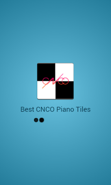 CNCO Piano 🎹 screenshot 3