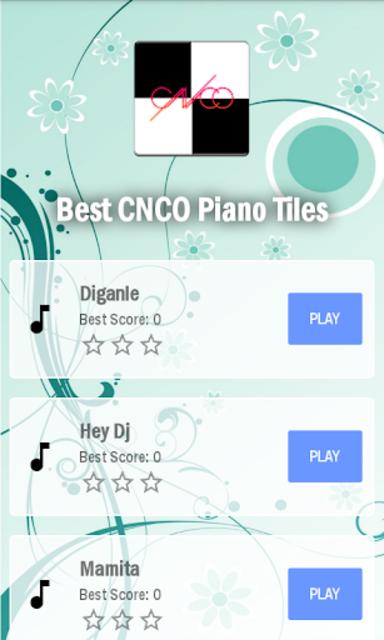 CNCO Piano 🎹 screenshot 5