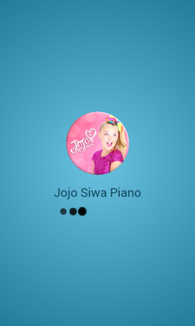 Jojo siwa Piano screenshot 3