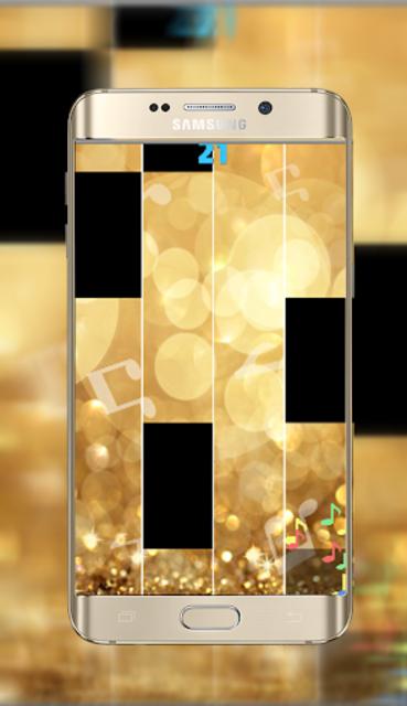 Bad Bunny Piano Tiles screenshot 3