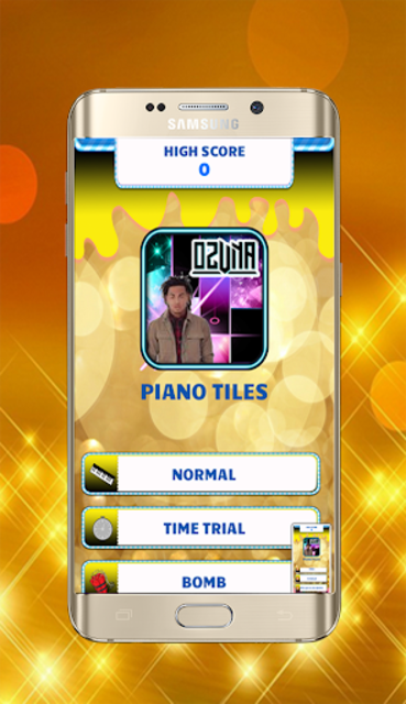 Ozuna Piano Tiles screenshot 2