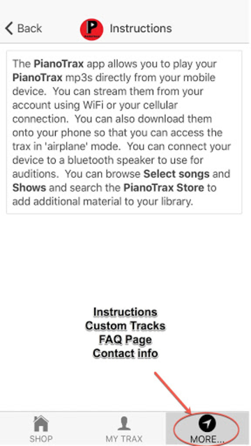 PianoTrax screenshot 4