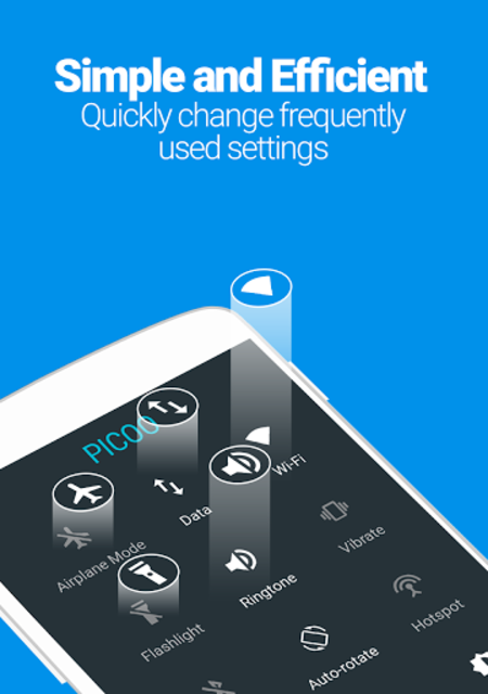 Picoo Launcher - Speed & Light screenshot 4