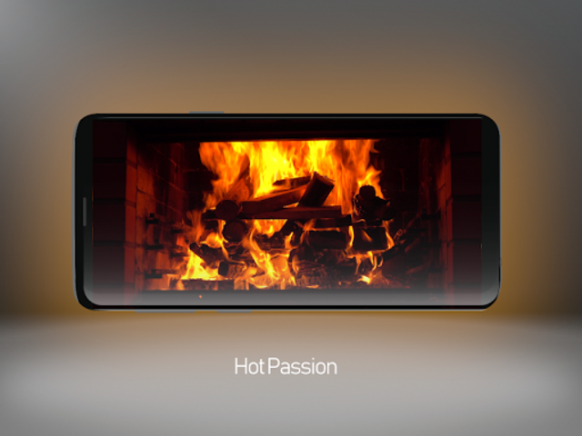 Blaze - 4K Virtual Fireplace screenshot 2
