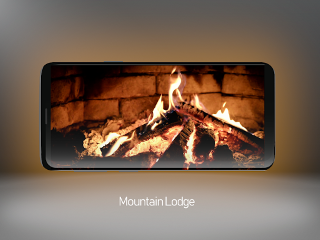 Blaze - 4K Virtual Fireplace screenshot 3