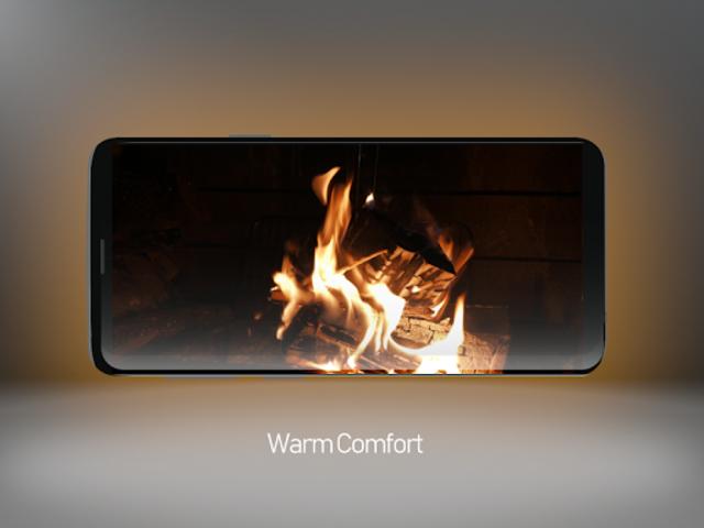 Blaze - 4K Virtual Fireplace screenshot 2