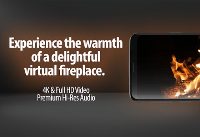 Soulfire - 4K Virtual Fireplace screenshot 1