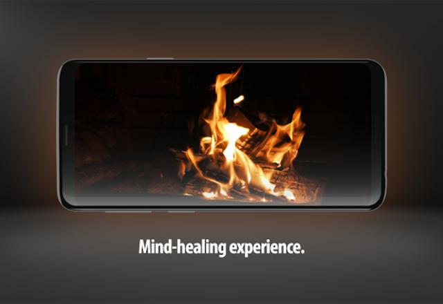 Soulfire - 4K Virtual Fireplace screenshot 2