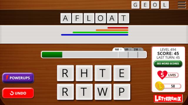 Letteremix screenshot 1