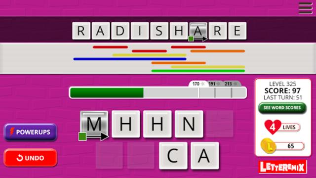 Letteremix screenshot 6