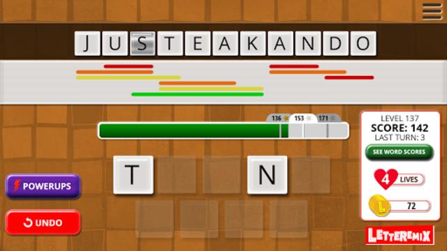 Letteremix screenshot 8