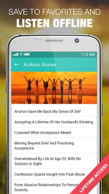 Alanon Personal Recovery Stories Al-Anon & Alateen screenshot 3