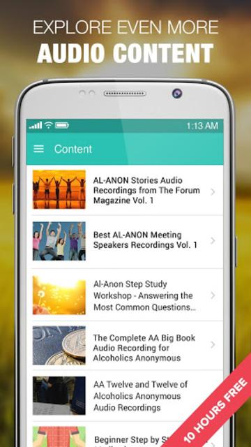 Alanon Personal Recovery Stories Al-Anon & Alateen screenshot 4