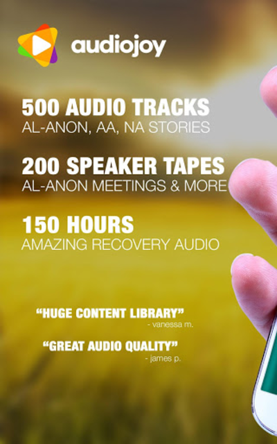 Alanon Personal Recovery Stories Al-Anon & Alateen screenshot 6