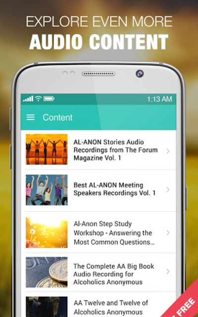 Alanon Personal Recovery Stories Al-Anon & Alateen screenshot 9