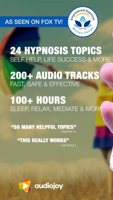 Hypnosis for Life Success screenshot 1