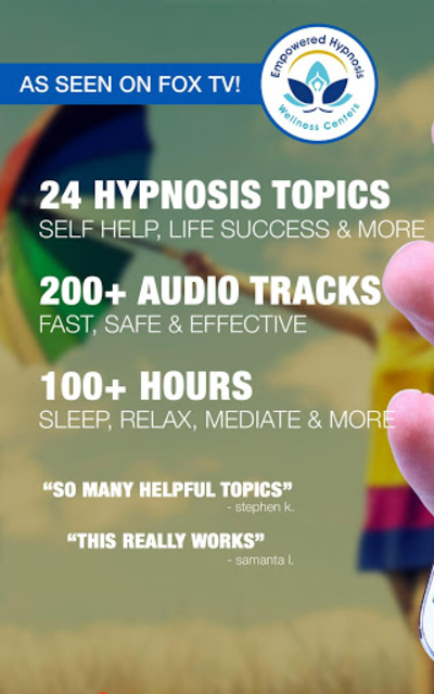 Hypnosis for Life Success screenshot 6