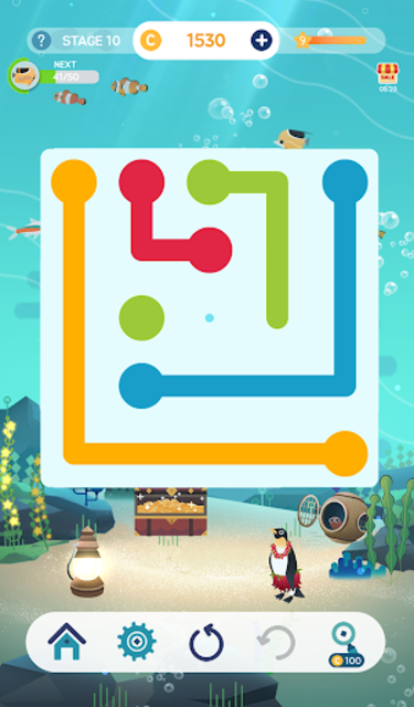 Puzzle Aquarium screenshot 22